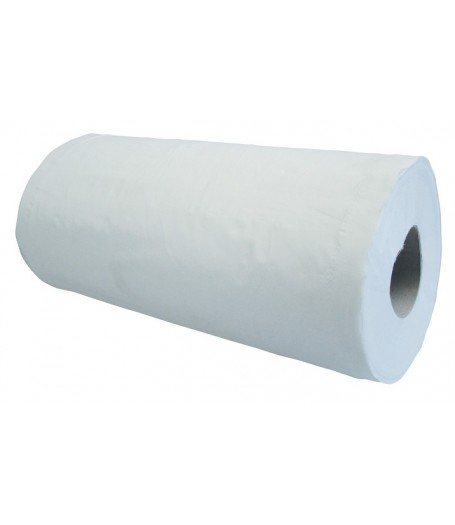 """Paper Hand Towels 10"""" White Roll"""