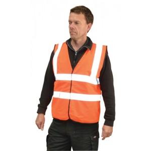 Standard Waistcoat Orange