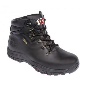Black Waterproof Hiker Boot