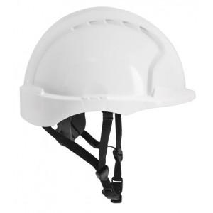Safety Helmet White Micro Peak