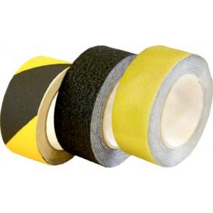 Anti Slip Floor Tape Black/Yellow